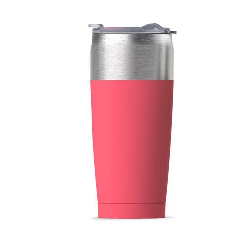 Asobu - Pink 20 Oz Insulated Tied Tumbler