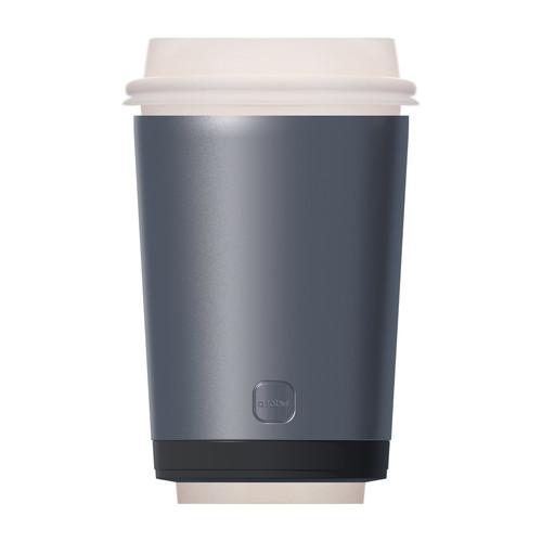Asobu - Silver Insulated Coffee Cup Kuzie