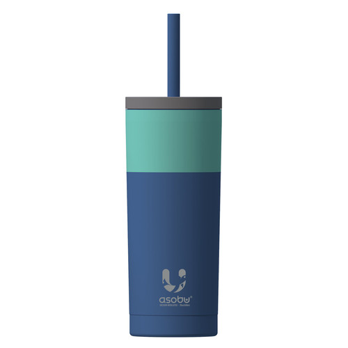 Asobu - Pastel Blue 20 Oz Insulated Super Sippy Cup