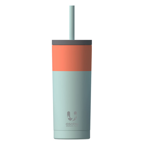 Asobu - Pastel Teal 20 Oz Insulated Super Sippy Cup