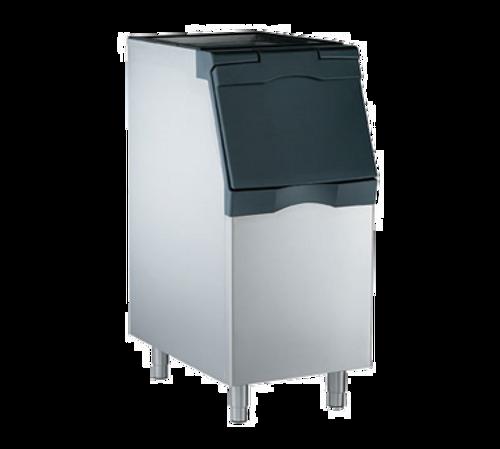 "Scotsman - Ice Storage Bin 22"" Metallic Exterior - 370 lb"