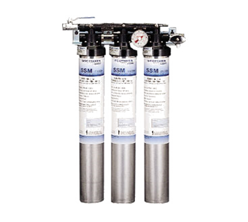 Scotsman - Tripple Filtration System
