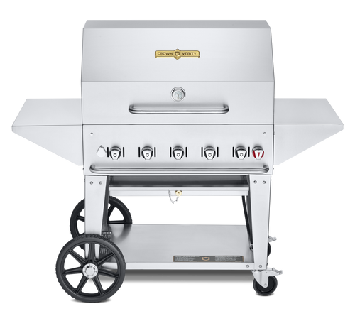 """Crown Verity - 36"""" Natural Gas BBQ With Pro Package"""