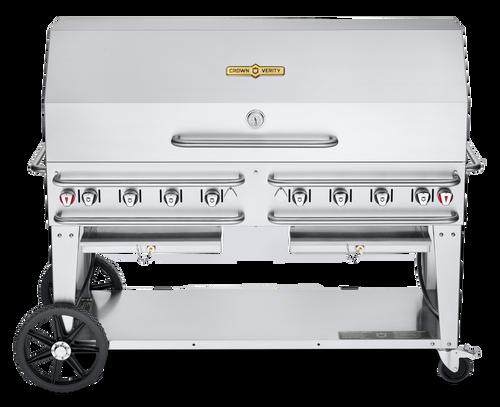 "Crown Verity - Pro Series 60"" Liquid Propane BBQ"