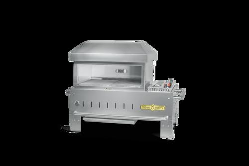 """Crown Verity - 24"""" Liquid Propane Table Top Outdoor Pizza Oven"""
