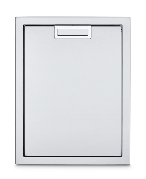 Crown Verity - Infinite Series Large Built-In Cabinet with Garbage Holder & Single Drawer