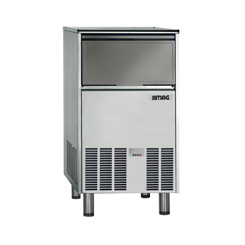 Copy of Simag by Scotsman - 107 Lb Self-Contained Ice Machine 48.5 Lb Storage Bin