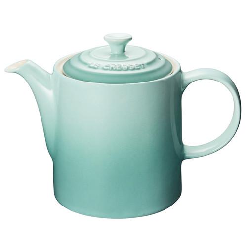 Le Creuset - 1.3L (4 cup) Sage Grand Teapot