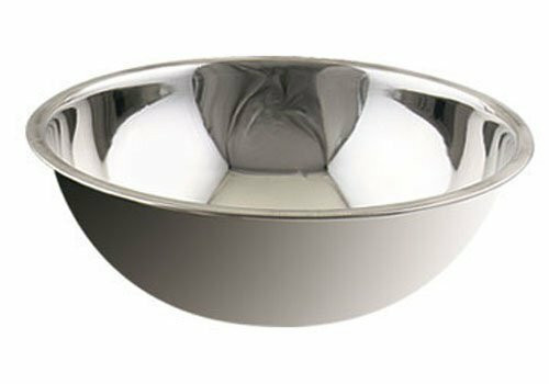 Browne - 3/4qt Stainless Steel Mixing Bowl - 574950