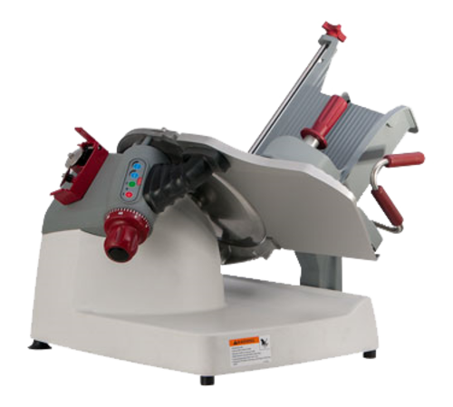 "Berkel - 13"" Automatic Gravity Feed Meat Slicer - 1/2 hp"