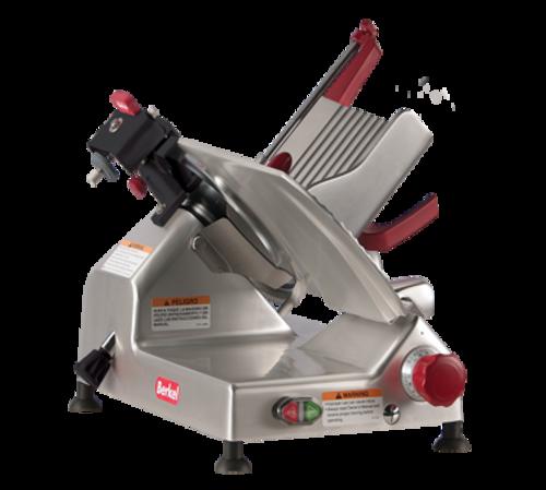 "Berkel - 12"" Manual Gravity Feed Meat Slicer -1/3 hp"