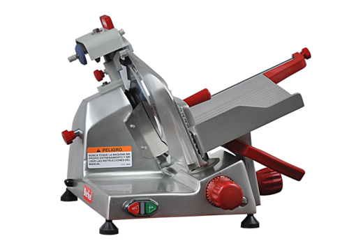 "Berkel - 10"" Manual Gravity Feed Meat Slicer - 1/4 hp"
