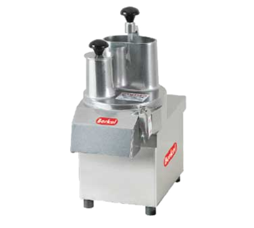 Berkel - Continuous Feed Food Processor with Disc Ejection System - 1/2 hp