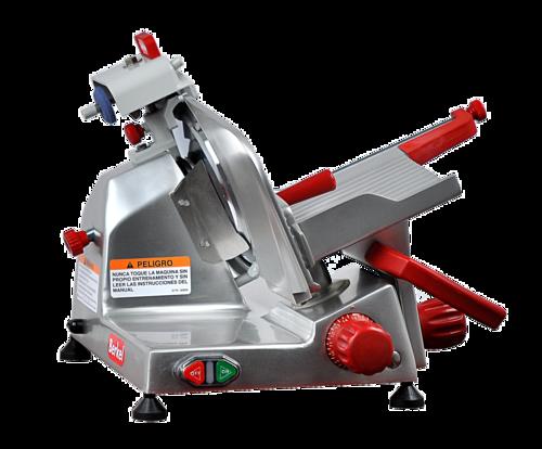 "Berkel - 9"" Manual Gravity Feed Meat Slicer - 1/4 hp"