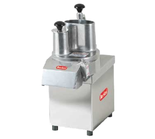 Berkel - Continuous Feed Food Processor with Disc Ejection System - 3/4 hp
