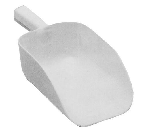 Johnson-Rose - White Plastic Scoop 64 Oz. - 6058