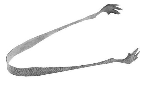 """Winco - Ice Tongs  6-1/2"""" Stainless Steel Claw - 7857"""