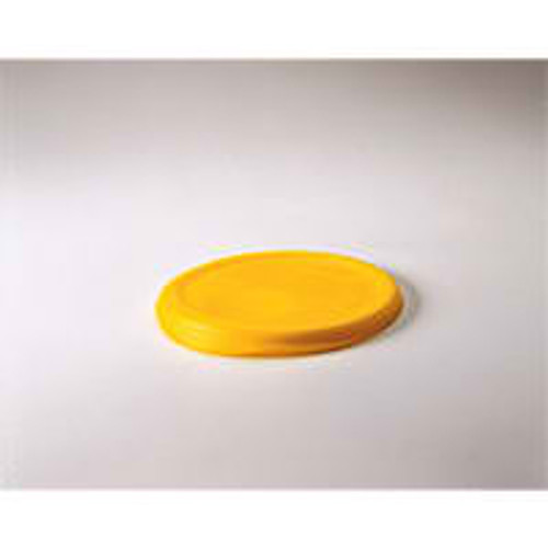 Rubbermaid - Yellow Lid For Round Container - 5722