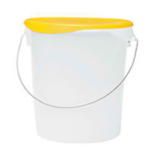 Rubbermaid - Yellow Lid For Round Container - 5730