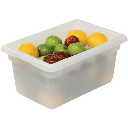 Rubbermaid - Tote Box Dur-X Food 5 Gal - 3504