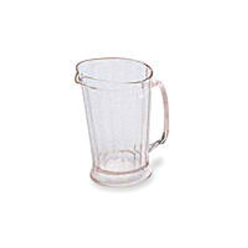 Rubbermaid - 48 Oz Clear Bouncer Pitcher - 3331