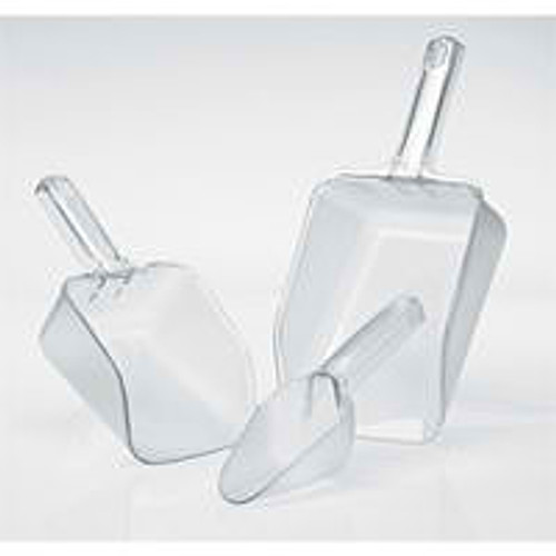 Rubbermaid - Clear Bouncer Utility Scoop 6 Oz - 2882