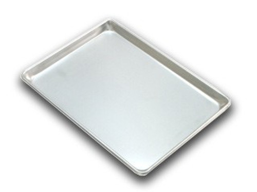 "Winco - 16"" x 22"" Aluminum Baking Sheet - ALXP1622"
