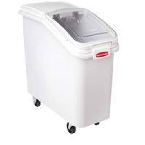 Rubbermaid - Ingredient Mobile Bin W/Lid - 3600