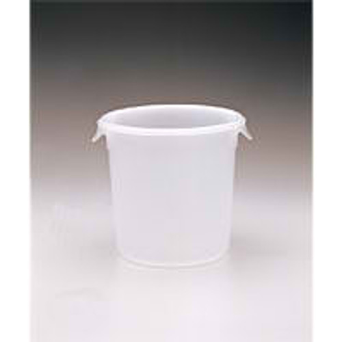 Rubbermaid - 5.7L. Clear Round Container - 5723-24