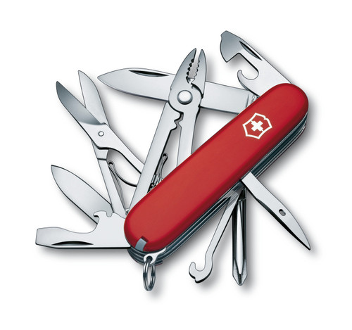 Swiss Army - Red Deluxe Tinker - Victorinox - 53481