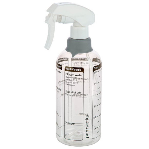 PrepWorks Mix n' Clean Spray Bottle