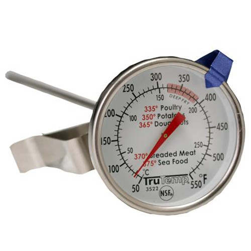 Taylor - Deep Fry Tank Thermometer - 3522