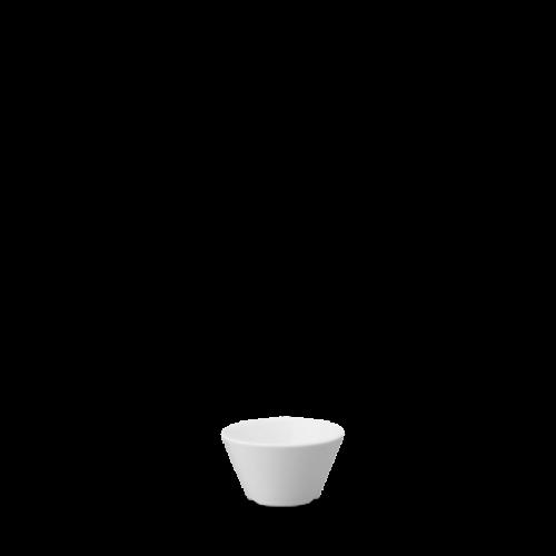 Churchill - Snack Attack 2  oz White Round Sauce Ramekin  - 24/Case