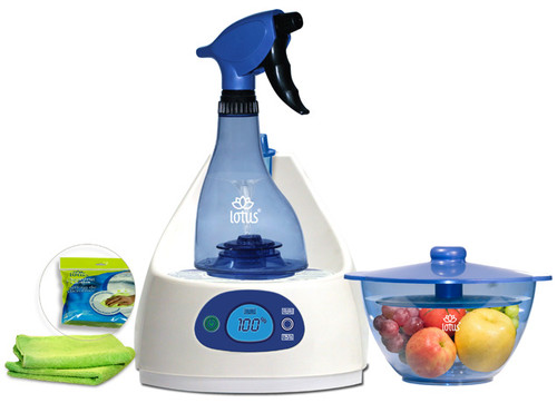 Lotus Sanitizing System C/W Bowl & Sprayer - LBU100