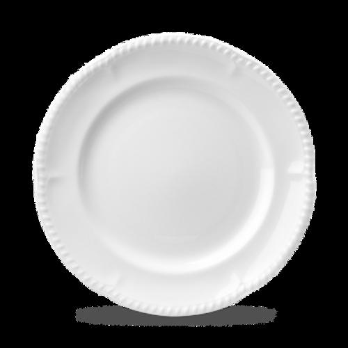 "Churchill - Buckingham 10"" White Round Plate - 24/Case"