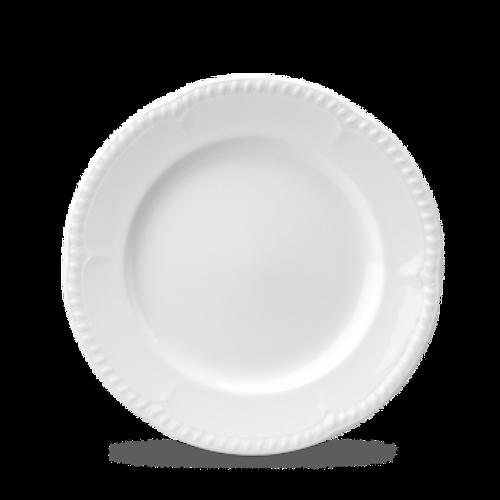 "Churchill - Buckingham 8.5"" White Round Plate - 24/Case"