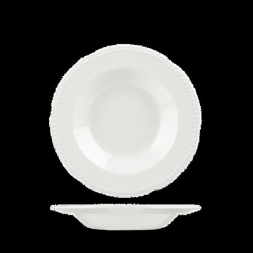 Churchill - Buckingham 11.5 oz White Round Bowl  - 24/Case