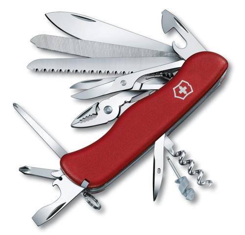 Swiss Army - Red WorkChamp - Victorinox - 53761