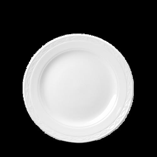 "Churchill - Chateau 6.5"" White Round Plate - 24/Case"