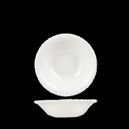 "Churchill - Chateau 6"" White Round Oatmeal Bowl  - 24/Case"