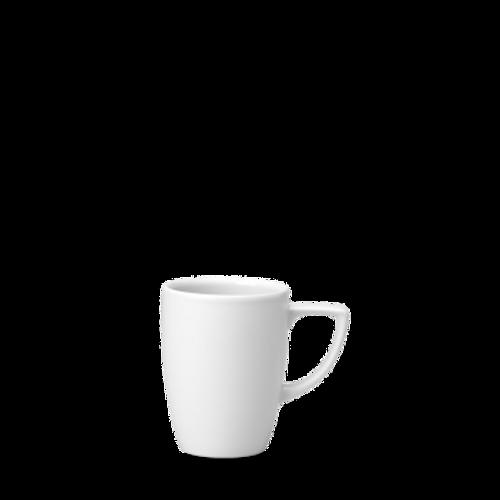 Churchill - Ultimo 10 oz White Café Mocha Mug - 12/Case