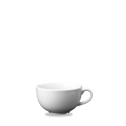 Churchill - Café 12 oz White Cappuccino Cup - 24/Case