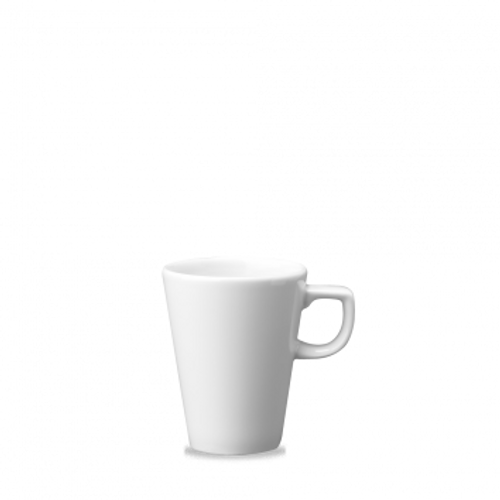 Churchill - Latte 10 oz White Latte Mug - 12/Case