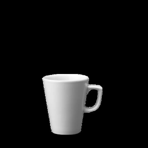Churchill - Latte 14 oz White Latte Mug - 6/Case