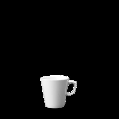 Churchill - Latte 4 oz White Café Cup - 24/Case