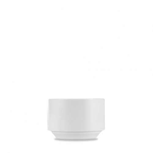 Churchill - Art De Cuisine 10 oz White Soup Bowl  - 6/Case
