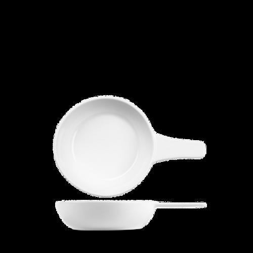 "Churchill - Art De Cuisine 5.25""  White Presentation Bowl - 6/Case"