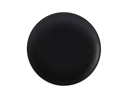 "Maxwell & Williams - Caviar 7.75"" Black Granite Side Plate"