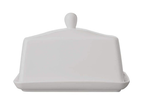 Maxwell & Williams - White Butter Dish
