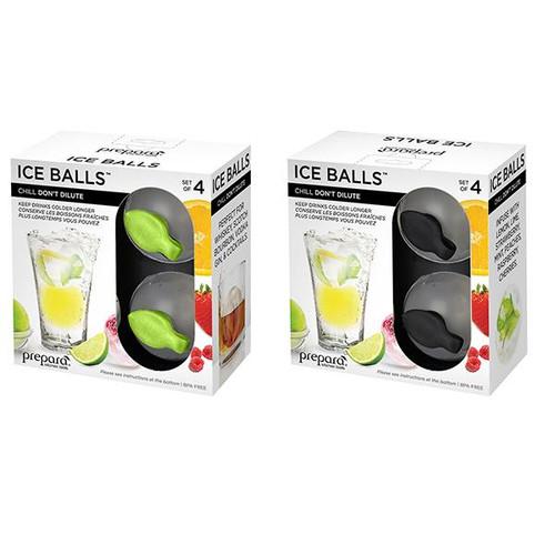 "Prepara - 2"" Ice Balls 4 Pack"